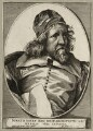 Inigo Jones, by Wenceslaus Hollar, after  Sir Anthony van Dyck - NPG D28343