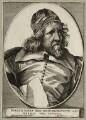 Inigo Jones, by Wenceslaus Hollar, after  Sir Anthony van Dyck - NPG D28343