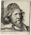 Inigo Jones, by Richard Gaywood, after  Sir Anthony van Dyck - NPG D28344