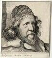 Inigo Jones, by Richard Gaywood, after  Sir Anthony van Dyck - NPG D28344