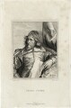 Inigo Jones, by Henry Richard Cook, published by  John Major, after  Sir Anthony van Dyck - NPG D28347