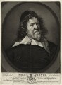 Inigo Jones, by Valentine Green, published by  John Boydell, after  Sir Anthony van Dyck - NPG D28349