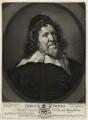 Inigo Jones, by Valentine Green, published by  John Boydell, after  Sir Anthony van Dyck - NPG D28349