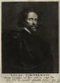 Lucas Vorsterman, by Lucas Vorsterman the Younger, after  Sir Anthony van Dyck - NPG D28351
