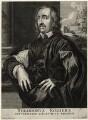 Théodore Rasières, by Peeter Clouwet, after  Sir Anthony van Dyck - NPG D28352