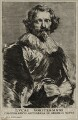 Lucas Vorsterman, by Sir Anthony van Dyck - NPG D28354