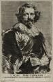 Lucas Vorsterman, by Sir Anthony van Dyck - NPG D28354