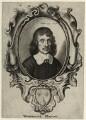 Wenceslaus Hollar, by Wenceslaus Hollar - NPG D28357