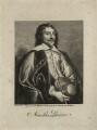 Nicholas Lanier, after Jan Lievens - NPG D28358