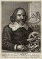 Elias Allen, by Wenceslaus Hollar, after  Hendrick van der Borcht the Younger - NPG D28371