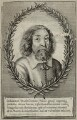 John Tradescant the Younger, by Wenceslaus Hollar - NPG D28372