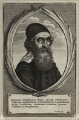 John Tradescant the Elder, by Wenceslaus Hollar - NPG D28373