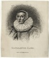 Magdalena de Passe, published by C. Dyer - NPG D28382