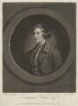 Edmund Burke, by James Watson, after  Sir Joshua Reynolds - NPG D32420