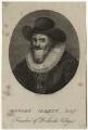 Edward Alleyn, after J. Wooding - NPG D28389