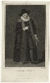 Edward Alleyn, by Thomas Nugent, published by  Edward Harding - NPG D28390