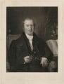 John Burnet, by Samuel Bellin, after  George Lance - NPG D32428