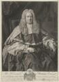 Thomas Burnet, by John Faber Jr, after  Allan Ramsay - NPG D32434
