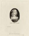 Mary Rich (née Boyle), Countess of Warwick, after Paulus Pontius (Paulus Du Pont), published by  William Richardson - NPG D28412