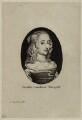 Mary Rich (née Boyle), Countess of Warwick, after Paulus Pontius (Paulus Du Pont), published by  William Richardson - NPG D28413