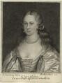 Christian Cavendish (née Bruce), Countess of Devonshire, by Schenecker - NPG D28415