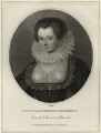 Frances Seymour (née Prynne), Lady Seymour of Trowbridge, by William Platt, published by  Edward Harding - NPG D28435