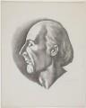 Frederick Delius, by Jacob Kramer - NPG D32489