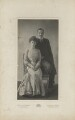 Maud, Queen of Norway; Haakon VII, King of Norway, by W. & D. Downey - NPG x12509