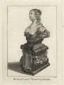 Venetia, Lady Digby, by James Basire - NPG D28449
