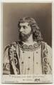 William Hunter Kendal (William Hunter Grimston) as Pygmalion in 'Pygmalion and Galatea', by London Stereoscopic & Photographic Company - NPG Ax18150