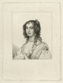 Ann Douglas (née Villiers), Countess of Morton, by Rivers, after  Sir Anthony van Dyck - NPG D28467