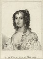 Ann Douglas (née Villiers), Countess of Morton, by Rivers, after  Sir Anthony van Dyck - NPG D28471