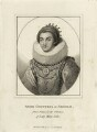 Anne Cornwallis, Countess of Argyll, published by John Scott - NPG D28475