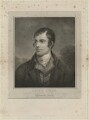 Robert Burns, by Edward Mitchell, after  Alexander Nasmyth - NPG D32442