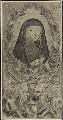 Lettice Cary (née Morison), Viscountess Falkland, by William Marshall - NPG D28477