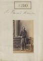 Sir Edward Clarence Kerrison, 2nd Bt, by Camille Silvy - NPG Ax51668