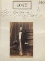 John Wodehouse, 1st Earl of Kimberley, by Camille Silvy - NPG Ax54057