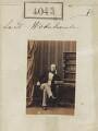 John Wodehouse, 1st Earl of Kimberley, by Camille Silvy - NPG Ax54058