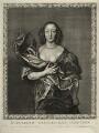 Elizabeth (née Brydges), Countess Castlehaven, by Pierre Lombart, after  Sir Anthony van Dyck - NPG D28484