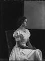 Lady (Sibell) Alma Kathleen Jolly (née Le-Poer-Trench), by Bassano Ltd - NPG x152416