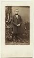 Sir Charles Wheatstone, by Antoine Claudet - NPG x32952