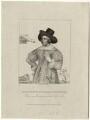 Mary Frith ('Moll Cutpurse'), by R. Cooper - NPG D28532