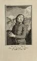 Richard Hurst (Herst), by G. Barrett - NPG D28540