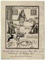 Matthew Hopkins, after Unknown artist, published by  James Caulfield - NPG D28545