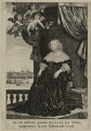 Marie de Medici of France, possibly published by Jean Le Blond - NPG D28547