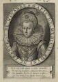 Marie de Medici of France, by Leonard Gaultier - NPG D28548
