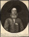 Henry Evans, by John Faber Sr, after  Unknown artist - NPG D9161