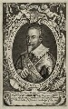 Gustavus Adolphus, King of Sweden, by Thomas Cecill - NPG D28553