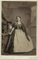 Patti Josephs (Mrs J.H. Fitzpatrick), by Southwell Brothers, published by  A. Marion, Son & Co - NPG x18957