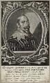 Gustavus Adolphus, King of Sweden, by Friedrich van Hulsen - NPG D28558